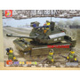 Tanque De Guerra Urss - 312 Peças - Similar Lego