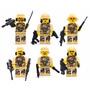 Blocos De Montar Policia Swat Super Armas Falcon Commandos