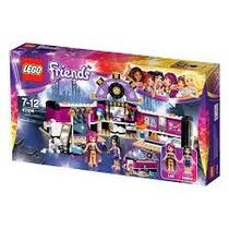 Lego Friends O Camarim Da Pop Star 41104