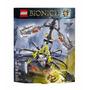 Lego Bionicle - #70794 - 1107 Peças - Skull Scorpio