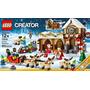 Lego Fabrica Do Papai Noel E Trenó 10245 **raríssimo**nota10