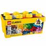 Brinquedo Lego Classic Caixa Média Peças Criativas 10696