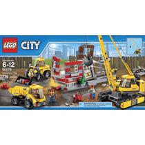 Lego 60076 Cidade Local De Demolição City 12x