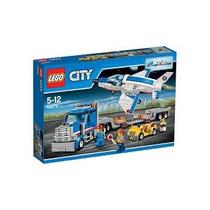 Lego City 60079 Transportador De Aviao A Jato De Treino