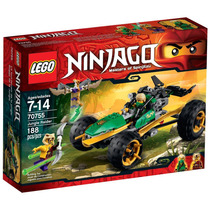 70755 - Lego Ninjago - Invasor Da Selva