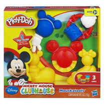 Massa Play Doh Disney Molde Mickey Mouse Club House - Hasbro