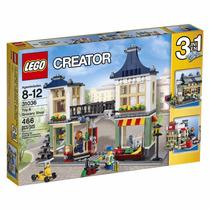Lego Creator 31036 Casa, Novo, Pronta Entrega