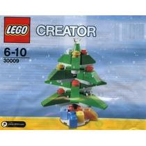 Lego 30009 - Árvore De Natal Christmas Tree