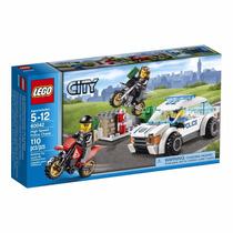 Lego City 60042 - Perseguição De Polícia Em Alta Velocidade