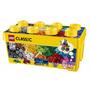 Balde Lego Caixa Criativa 10696 C/ 484 Pçs + Livro Sugestão