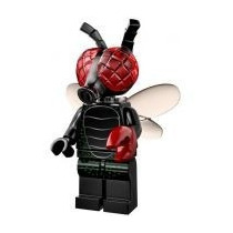 Lego Minifigures Series 14 Fly Monster 71010 Lacrado By Tbc