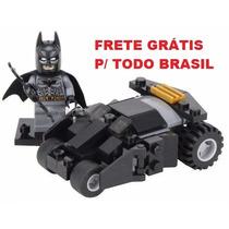 Brinquedo De Montar Super Heroes Batman Com Frete Grátis