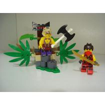 Ninjago Torneio Dos Elementos Kai Vs Krait = Lego