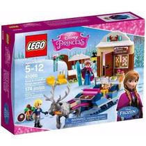 Lego 41066 Frozen Aventura Trenó De Anna E Kristoff 174 Peça