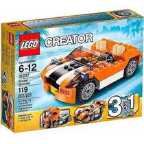 Lego Creator 31017 Carro Sunset Speeder 3 Em 1 - Novo