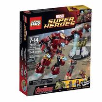 Lego Super Heroes 76031 Combate De Hulk Buster - 248 Peças