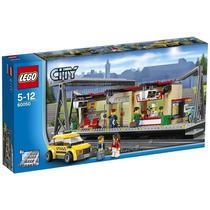 Lego City - 60050 - Estação De Trem