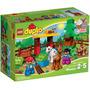 Lego Duplo 10582 Animais Da Floresta Fazenda - Pta Entrega