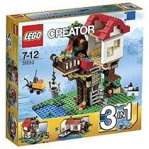 Lego Creator - A Casa Na Árvore - 31010