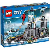 Lego City 60130 Police Prison Island Polícia - Quartel Base
