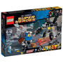 Lego Super Heroes 76026 Gorila Grodd Enfurecido 347 Peças