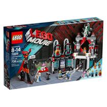 Lego 70809 Movie - O Terrível Covil Do Senhor Dos Negócios