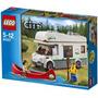Lego City - Trailer 60057 - Camper Van - Pronta Entrega