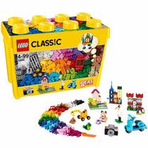Brinquedo Novo Lego Classic Large Creative Brick Box 10698