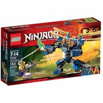 Novo Lego Ninjago Carro De Ataque De Anacondrai 70754
