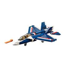 Lego 31039 Creator 3 Em 1 Avião A Jato Azul / Blue Power Jet