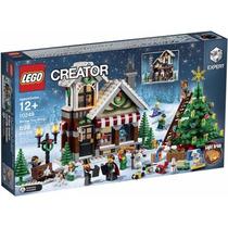 Lego Natal 10249 Winter Village Toy Shop, Novo, P. Entrega!