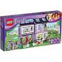 Brinquedo Bloco Montar Lego Friends Casa Da Emma House 41095