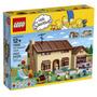 Lego Simpsons 71006 Casa Dos Simpsons Pronta Entrega