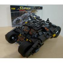 Tipo Lego - Batman The Tumbler - Coringa - Tanque 325 Peças