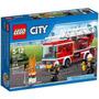 Lego 60107 City Caminhão Bombeiros Com Escada Combate A Fogo