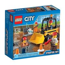 Lego 60072 Conjunto De Iniciação Para Demolição - City