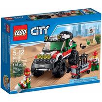 Lego 60115 City Carro 4x4 Off-road 176pçs