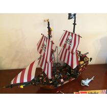Lego Navio Pirata Antigo Set Completo (6243)
