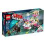 70804 Lego Movie - Máquina De Sorvetes De Cone