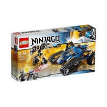 Lego Ninjago Thunder Raider Review 70723