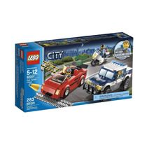 Lego City Policia 60007 - High Chase Speed 283 Pçs