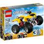 Lego Creator 31022 Turbo Quad Trazido Do Japão
