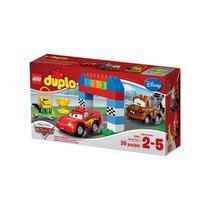Lego Duplo 10600 Disney Cars Corrida Clássica Mcqueen & Mate
