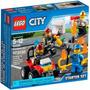 Lego Conjunto De Iniciação Para Combate Ao Fogo - City 60088