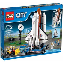 Lego City 60080 Spaceport, Novo, Pronta Entrega!