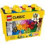 Balde Lego Classicgrande 10698 Com 790 Pçs Frete Grátis