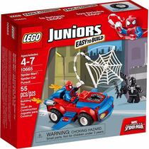 Lego 10665 - Lego Juniors Spider-man: Ataque Do Carro Aranha