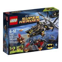 Lego Super Heroes 76011 Batman O Ataque De Man-bat 184 Pcs