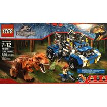 Novo Lego Jurassic World Trex Tracker 75918 Frete Gratis