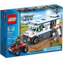 60043#1 Lego City / Police Prisoner Transporter